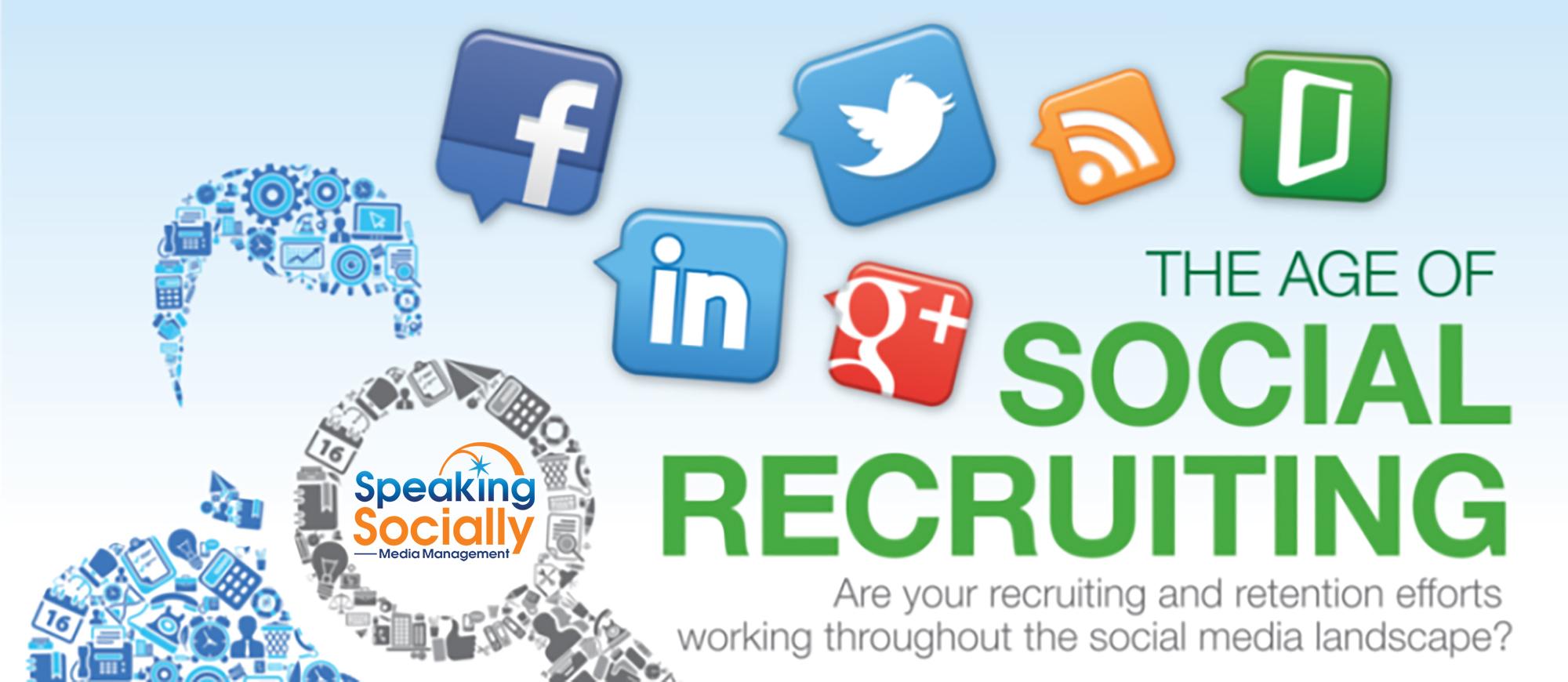 Social Media – Speaking Socially